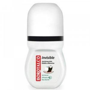 BOROTALCO Kuličkový deodorant Invisible 50 ml