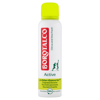BOROTALCO Active Citrus and Lime Fresh Deo Spray 150ml