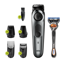 BRAUN BT7220 zastřihovač vousů a vlasů