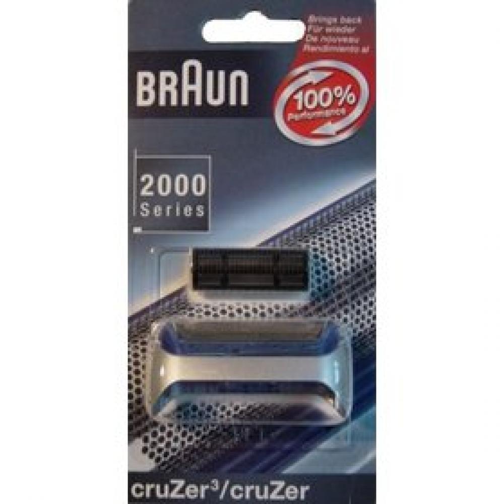 Braun Combi-pack Cruzer 2000