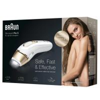 BRAUN Silk-expert Pro 5 PL5014 IPL Gold epilátor
