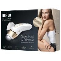 BRAUN Silk-expert Pro 5 PL5124 IPL Gold epilátor