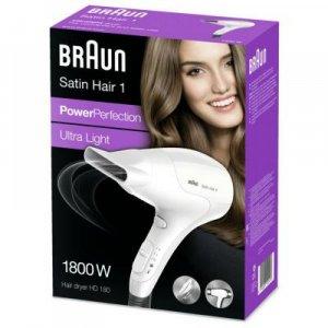 BRAUN vysoušeč vlasů HD180