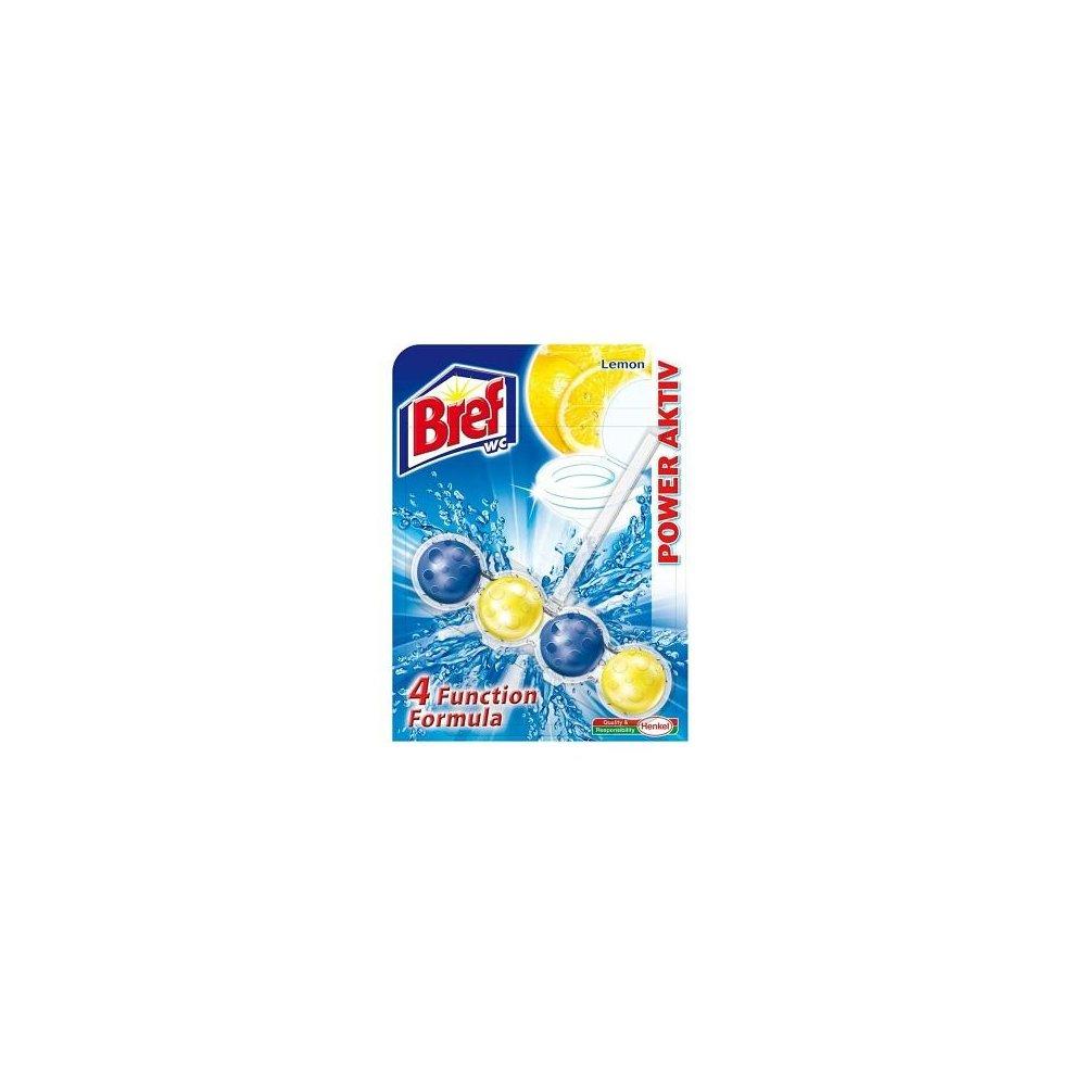 BREF Power Activ WC blok Lemon 51g