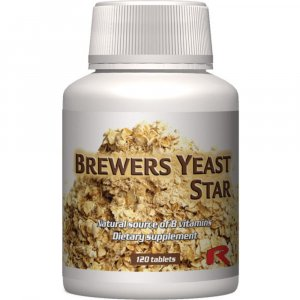 Brewers Yeast Star 60 tbl.