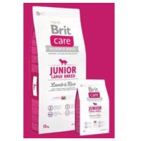 BRIT Care Dog Junior Large Breed Lamb & Rice 1 kg