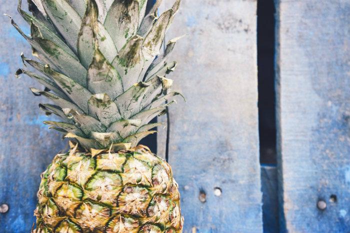 Bromelain a ananasová dieta