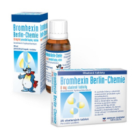 BROMHEXIN Berlin chemie