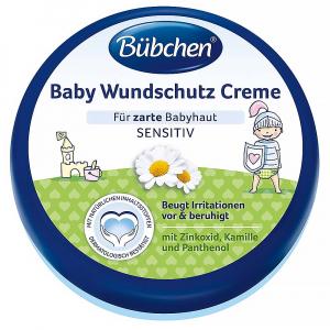 BÜBCHEN Baby krém na opruzeniny 150 ml