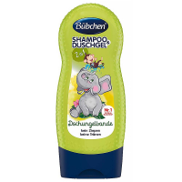 BÜBCHEN Kids Šampon a sprchový gel DŽUNGLE 230 ml