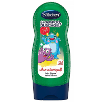 BÜBCHEN Kids Šampon a sprchový gel MOŘSKÁ PŘÍŠERA 230 ml