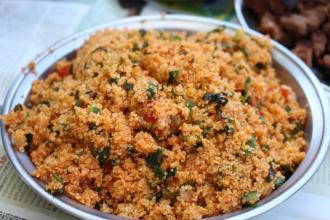 Bulgur: zdravé a lehké jídlo
