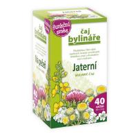 BYLINÁŘ Jaterní bylinný čaj 40x1.6 g
