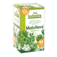 BYLINÁŘ Meduňkový bylinný čaj 40x1.6 g