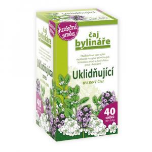 BYLINÁŘ Uklidňující bylinný čaj 40x1.6 g