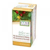 FYTOPHARMA Bylinný čaj při bolesti kloubů 20x1,25 g