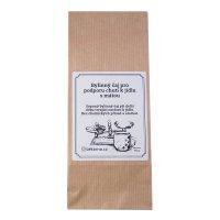 Bylinný čaj pro podporu chuti k jídlu s mátou od LÉKÁRNA.CZ 50 g