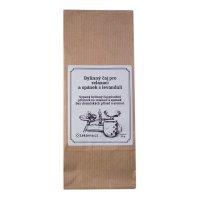 Bylinný čaj pro relaxaci a spánek s levandulí od LÉKÁRNA.CZ 50 g