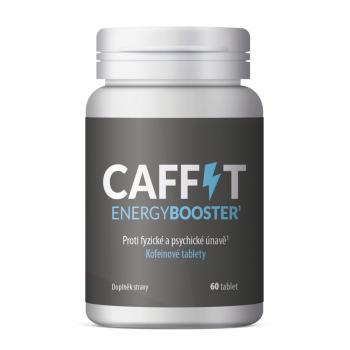 CAFFIT Proti únavě 60 tablet