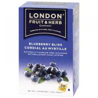 LONDON FRUIT & HERB Ovocný čaj Borůvka 20x2 g