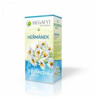 MEGAFYT Čaj bylinková lékarna Heřmánek 20 sáčků