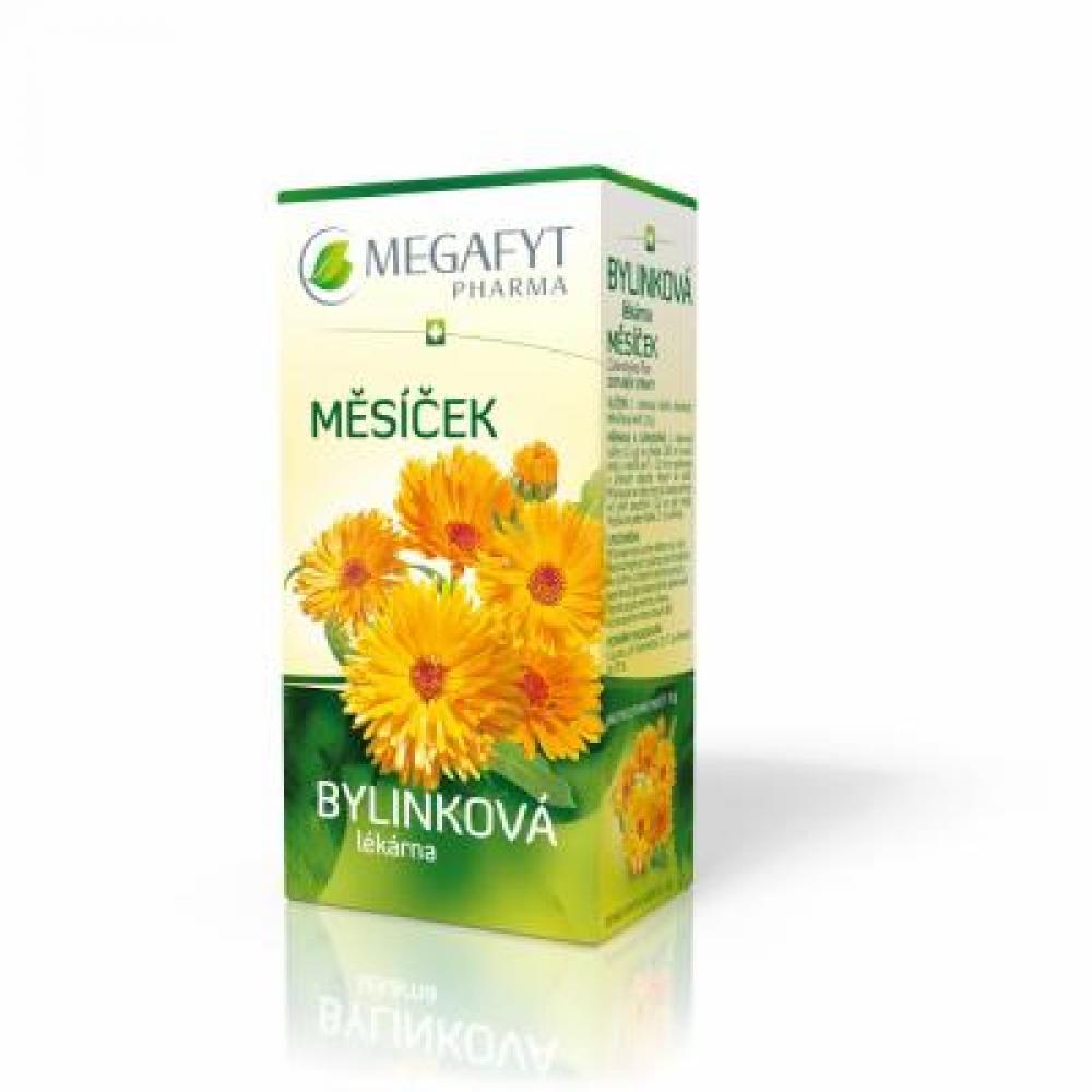 MEGAFYT Čaj bylinková lékarna Měsíček 20x1,5g nálevové sáčky