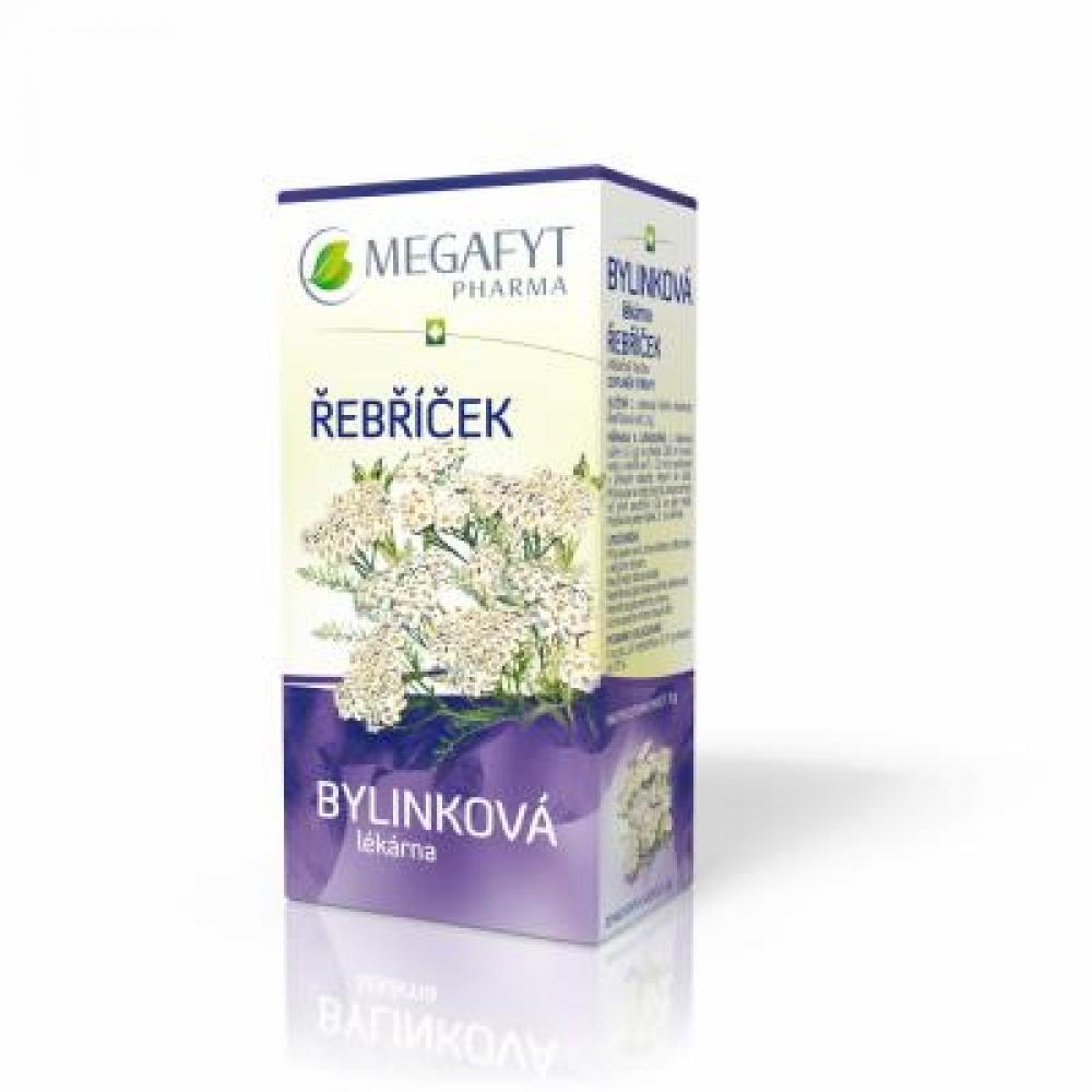Čaj bylinková lékarna Řebříček 20x1,5g nálevové sáčky