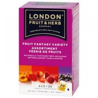 LONDON FRUIT & HERB Ovocná variace 20x2 g