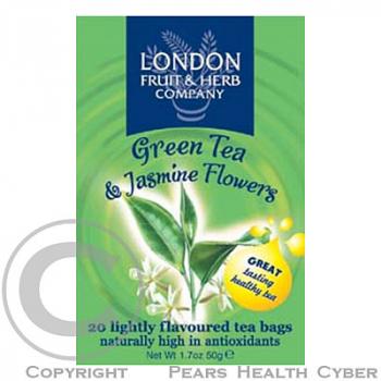 Čaj Green Tea w.Jasmine-zelený s jasmín.42.5g/20sáčků