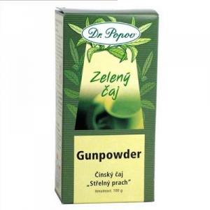 DR. POPOV Gunpowder čaj 100 g