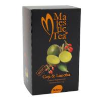 BIOGENA Majestic čaj Goji & Limetka 20x2,5 g