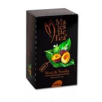BIOGENA Majestic čaj Noni & švestka 20x2,5 g
