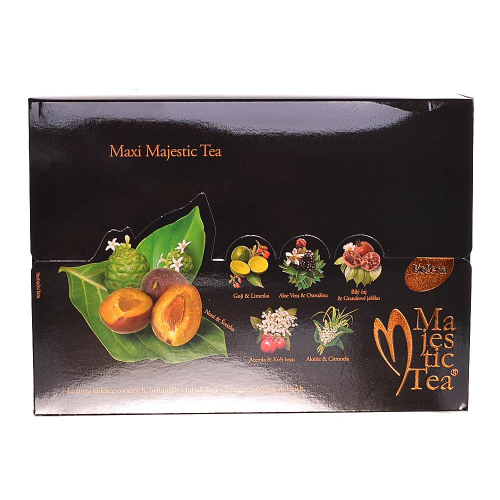 Biogena Čaj maxi Majestic Tea n.s. 60 kusů
