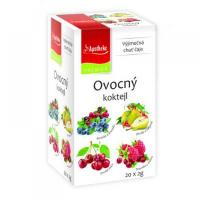 APOTHEKE Ovocný koktejl  4v1 20x2 g