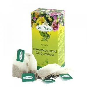 DR. POPOV Univerzální čistící čaj 30 g