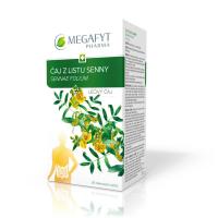MEGAFYT Čaj z listu senny porcovaný 20 sáčků