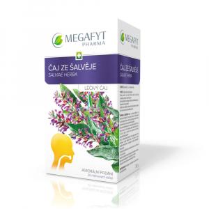 MEGAFYT Čaj ze šalvěje 20 sáčků