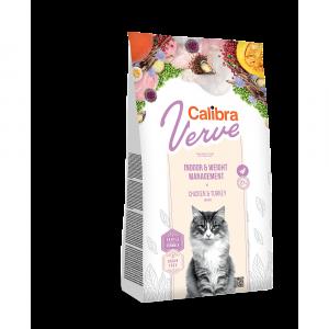 CALIBRA Cat Verve GF Indoor&Weight Chicken 750g