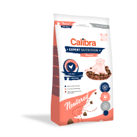 CALIBRA Dog EN Neutered 2kg NEW
