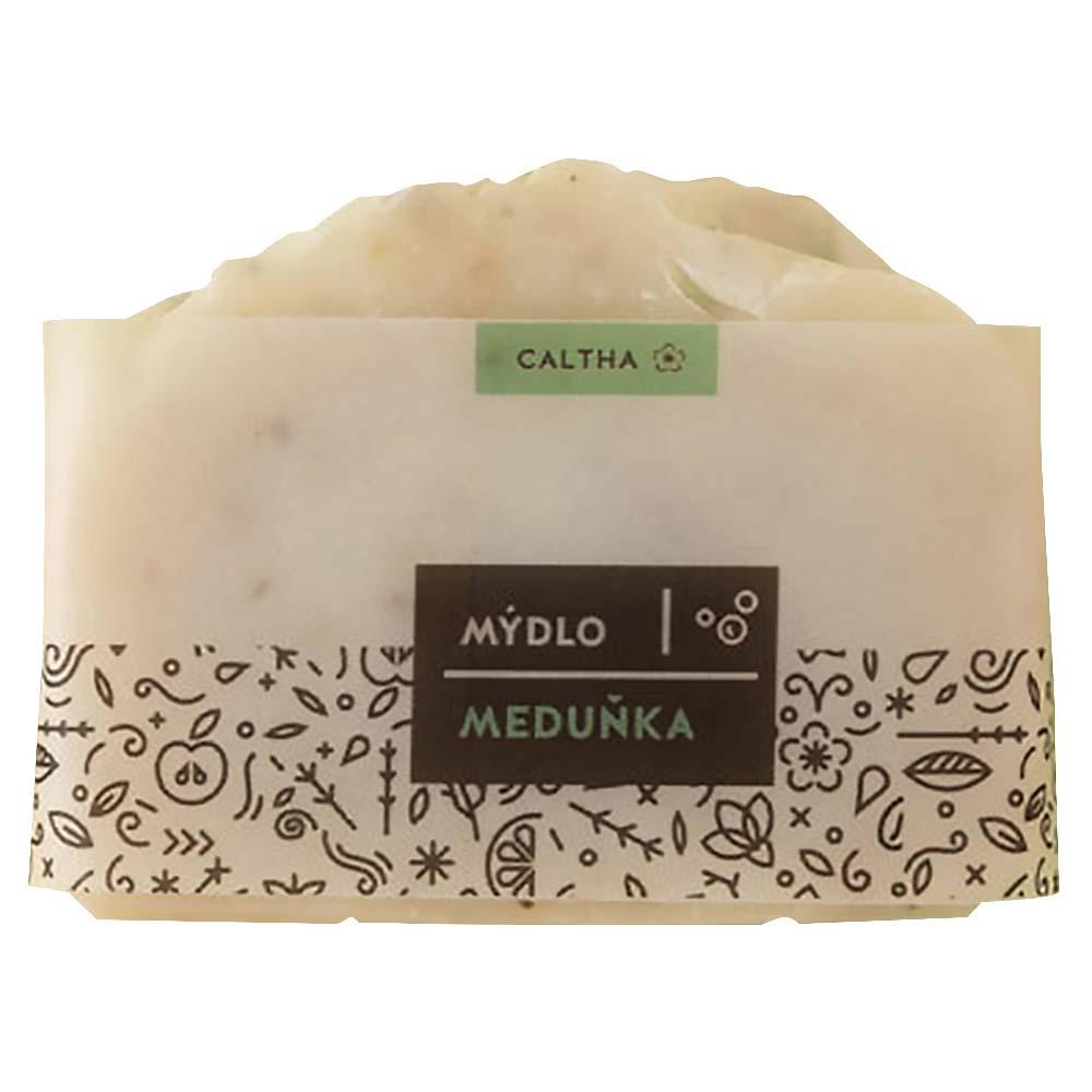 CALTHA  Bylinné tuhé mýdlo Meduňka 100 g