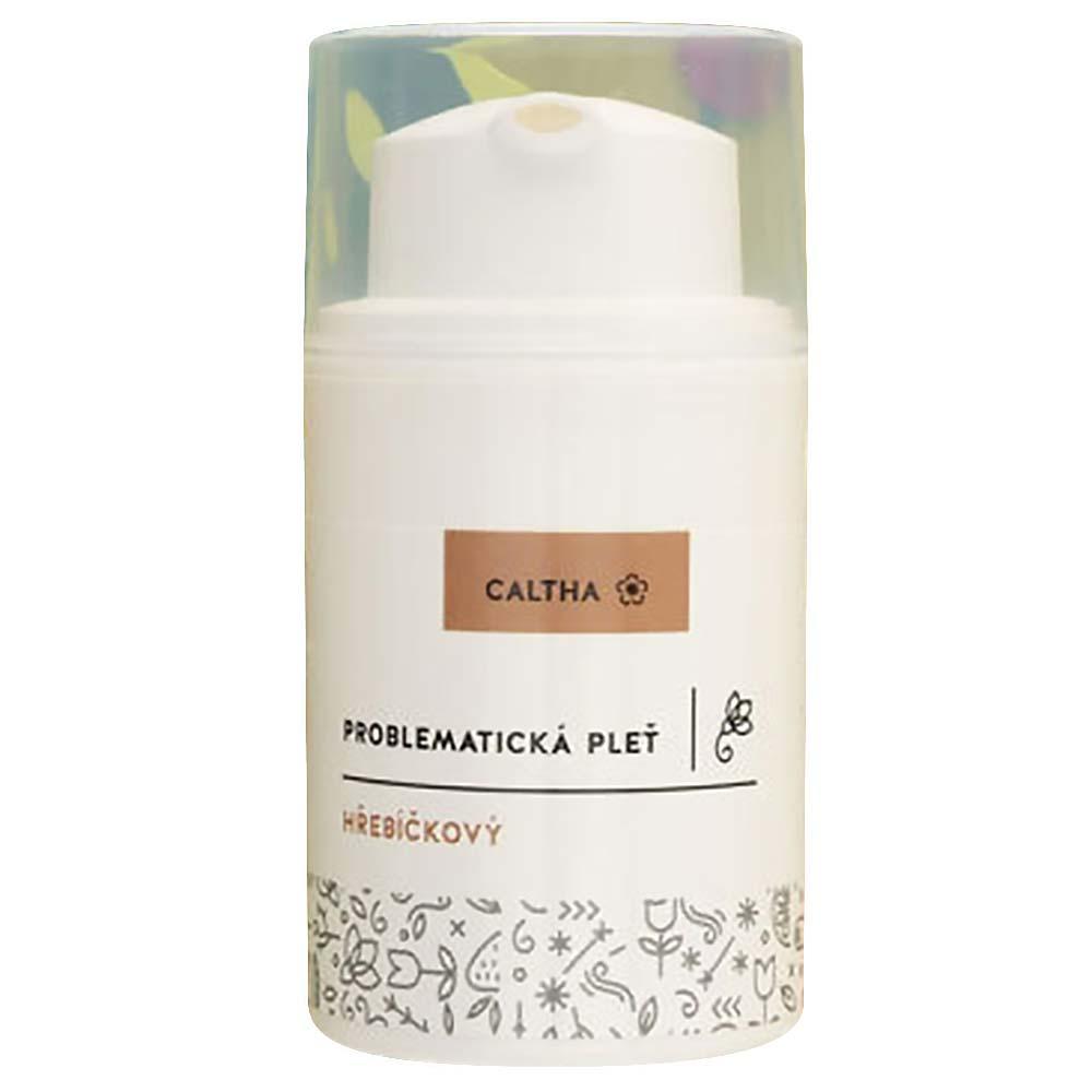 CALTHA Pleťový krém Hřebíčkový 50 ml