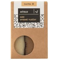 CALTHA Tuhé mýdlo Medové s ovesnými vločkami 100 g