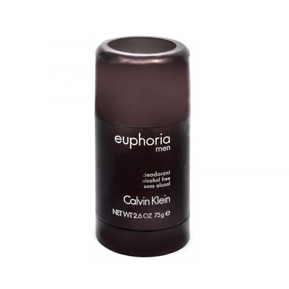 Calvin Klein Euphoria Men - tuhý deodorant 75 ml