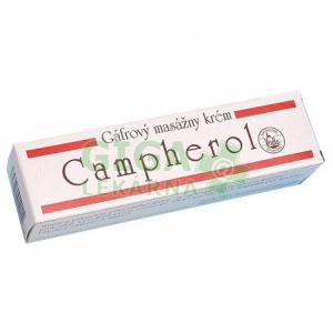 VŘÍDLO Campherol masážní krém 50 g