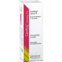 DR. WOLFF CANIFUG-LÖSUNG 1% Roztok k zev. užití 30 ml