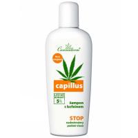 CANNADERM Capillus Šampon s kofeinem NEW 150 ml
