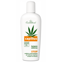 CANNADERM Capillus seborea šampon na vlasy 150 ml