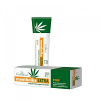 CANNADERM Mentholka EXTRA chladivé konopné mazání 150 ml