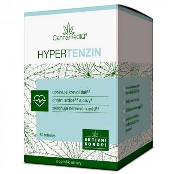 CANNAMEDIQ Hypetezin 60 tobolek
