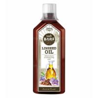 CANVIT BARF Lněný olej pro psy 500 ml